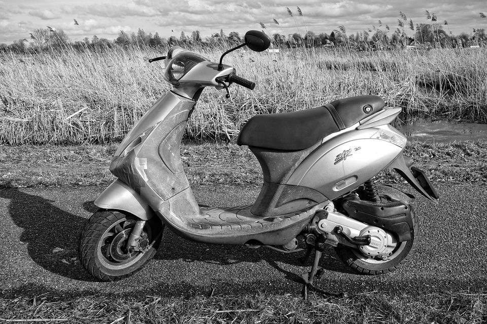 Scooter, Vehicle, Transportation, Travel, Motorized