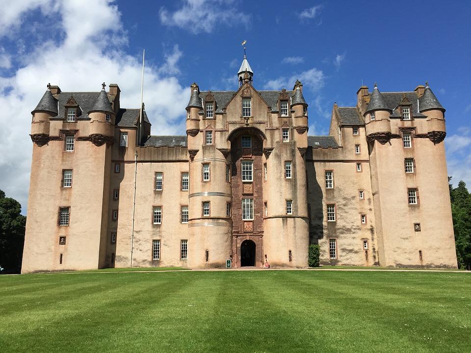 Fyvie Castle, Castle, Scotland