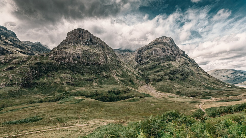 Highlands And Islands, Scotland, Highlands, Nature