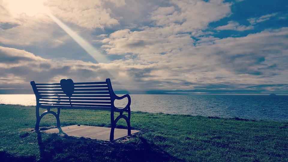 Nature, Sea, Heaven, Beach, Scenery, Scotland, Troon