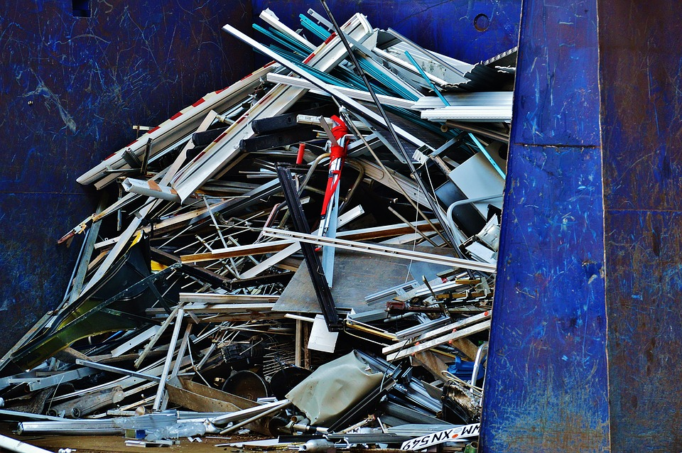 Aluminium, Scrap, Scrap Metal, Scrap Iron, Recycling