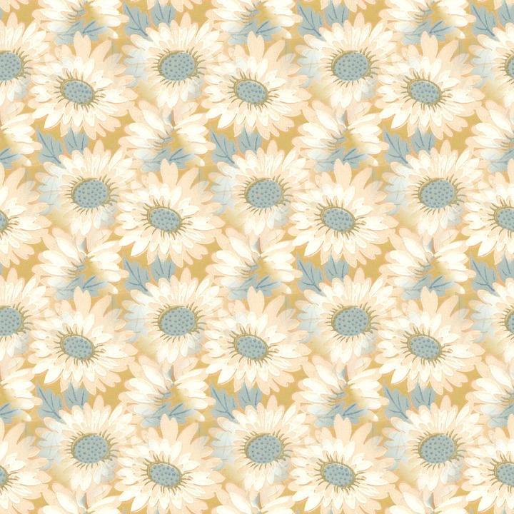 Floral Pattern, Scrapbooking, Decorative, Scrapbook