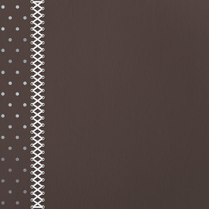 Scrapbooking, Background, Pattern, Silver, Black, White