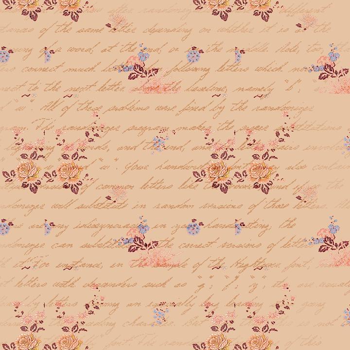 Background, Scrapbooking, Paper, Scrapbook, Vintage
