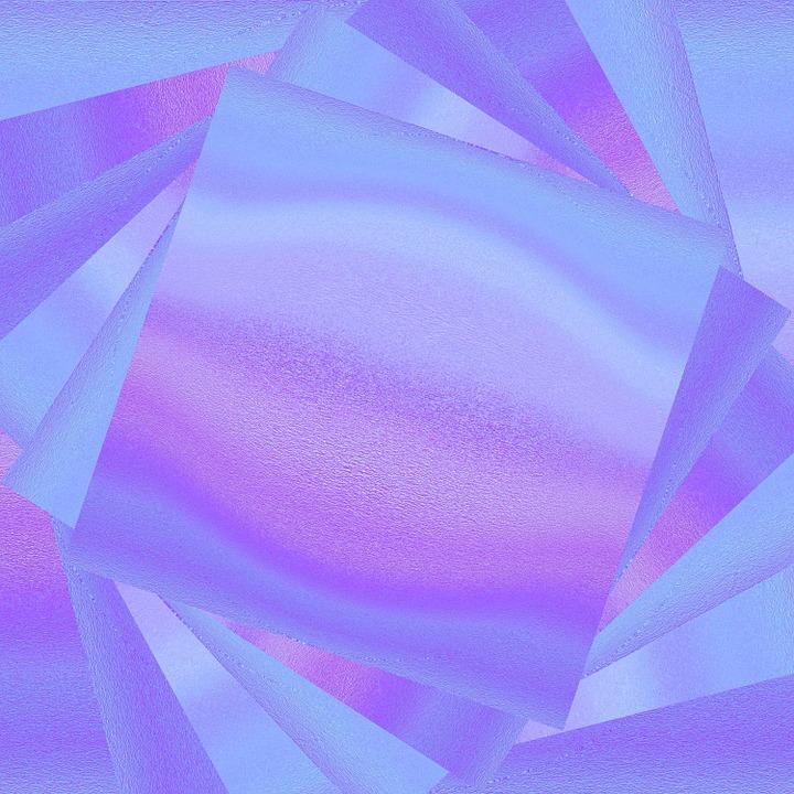 Background, Scrapbooking, Paper, Wallpaper, Blue, Lilac