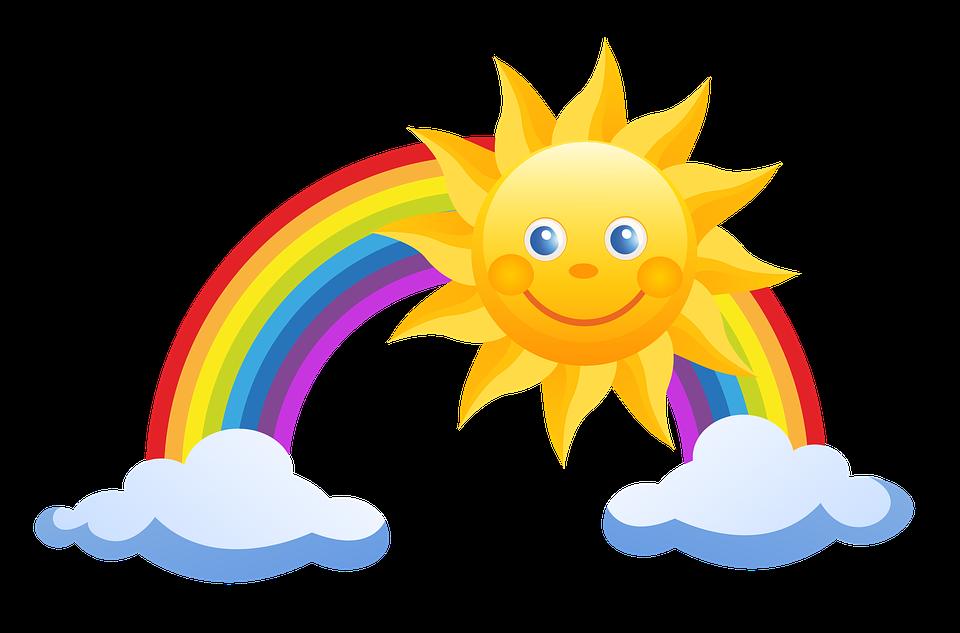 Screen, A Fairy Tale, The Sun, Sweetheart, Colorful