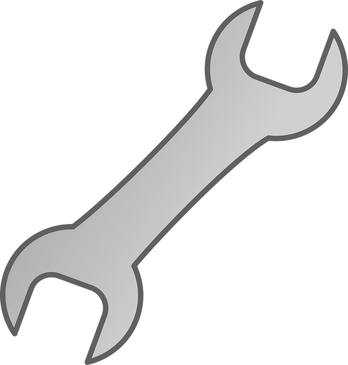 Tools, Wrench, Screwdriver, Equipment, Work, Construct