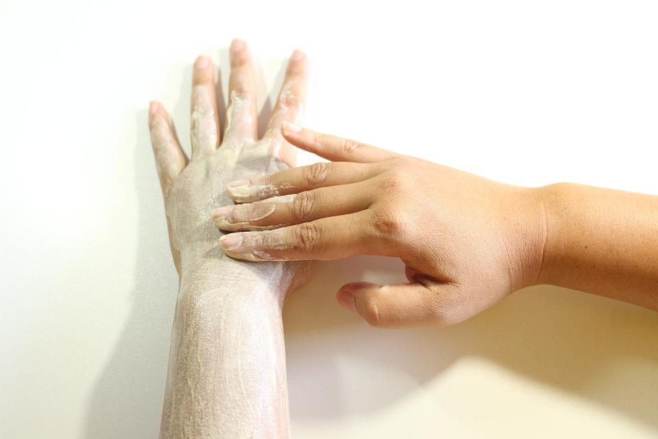 Body Scrub, Scrub, Hand Scrub, Scrub Natural