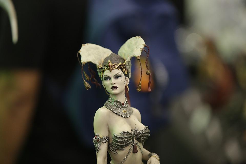 Sculpt, Myth, Fantasy, Mythology