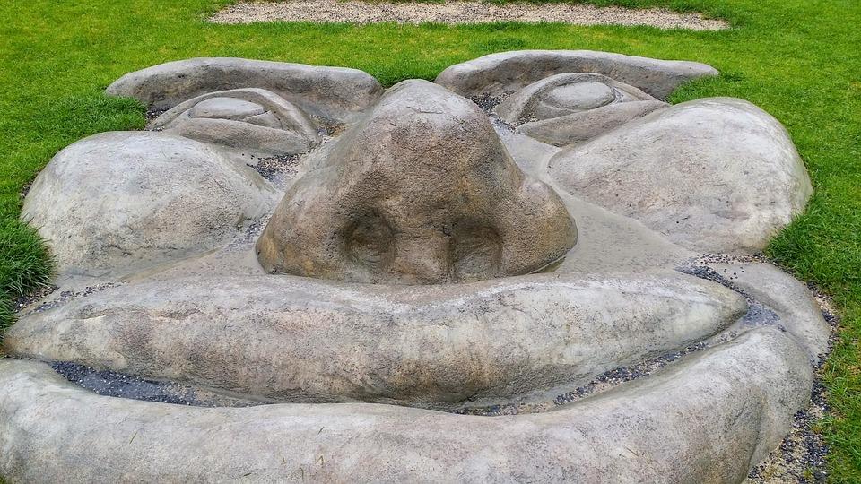 Sculpture, Life, Agony