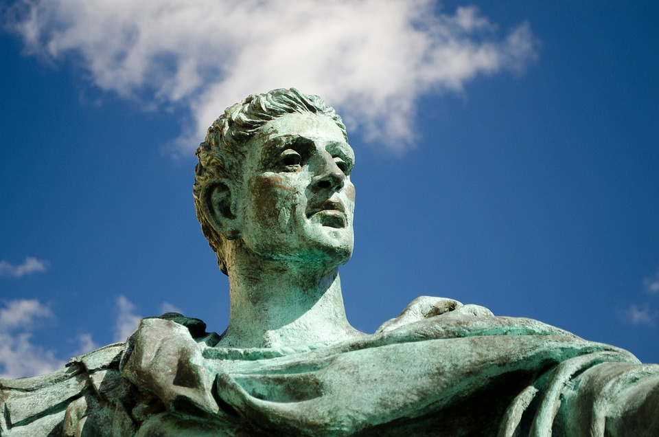 Sculpture, Constantine, York, History, Heritage