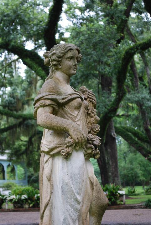 Statue, Sculpture, Female, Lady, Mona Lisa
