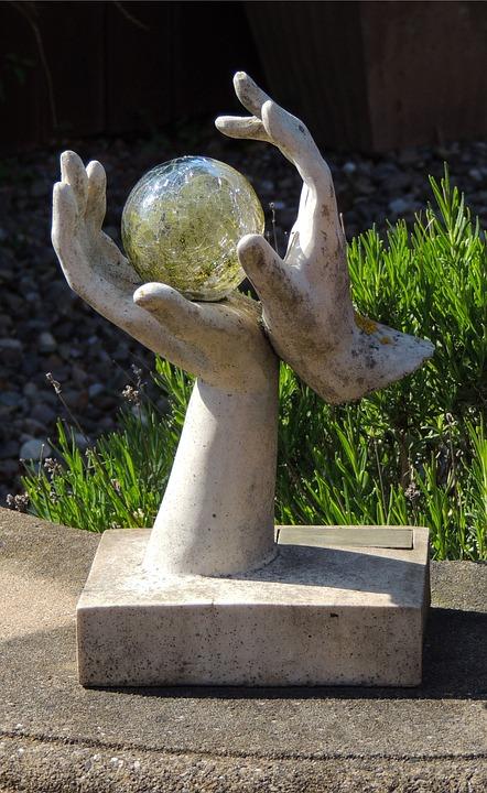 Hand Sculpture, Hands, Sculpture