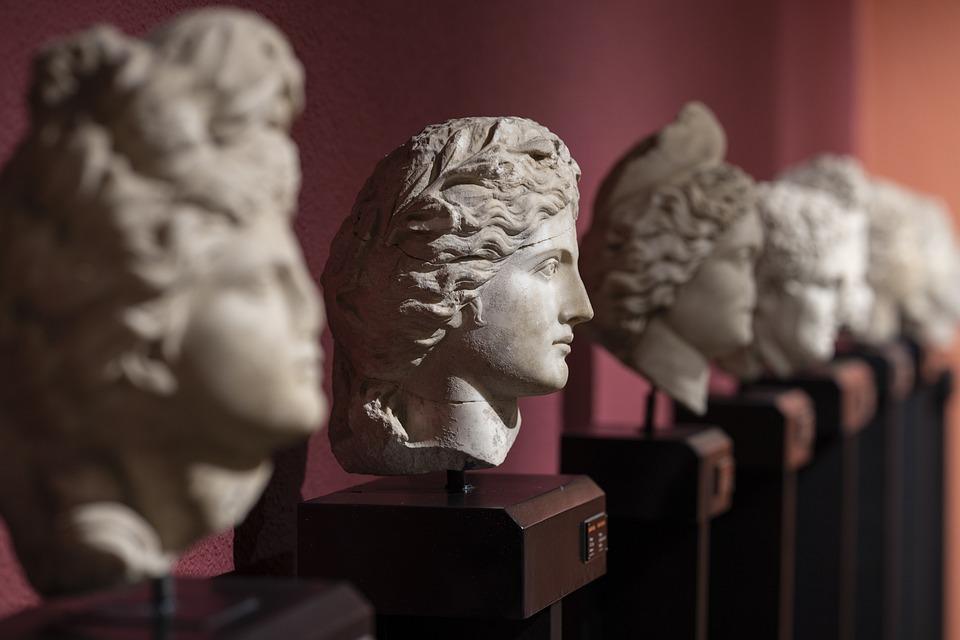 Bust, Head, Sculpture, Art, Renaissance, Hellenic