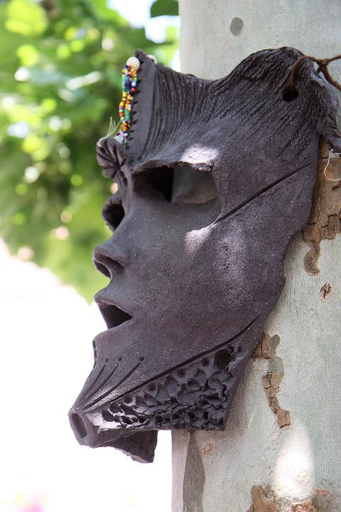 Mask, Sculpture