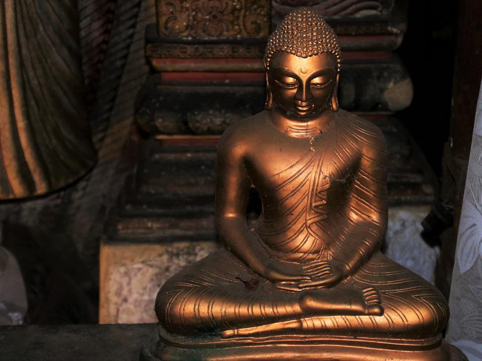Buddha, Religion, Sculpture, Meditation, The Statue