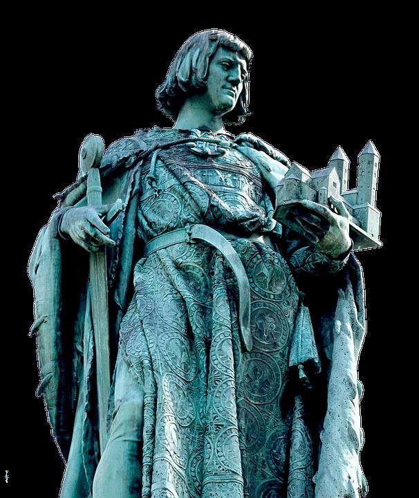 Braunschweig, Statue, Monument, Sculpture