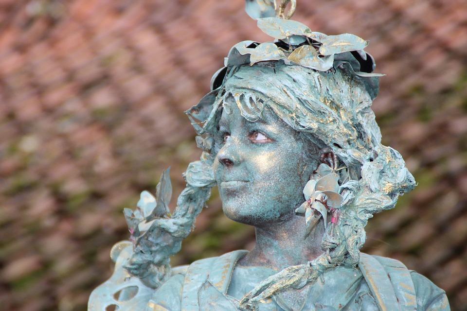 Statue, Sculpture, Old, Art, Image