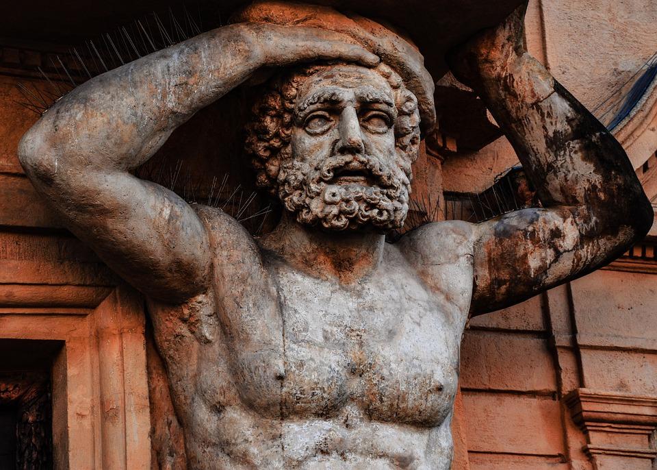 Wooden, Relief, Door, Sculpture, Figure, Carving