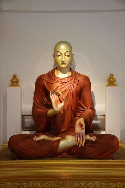 Buddha, Meditation, Religion, Sculpture, Statue, Yoga