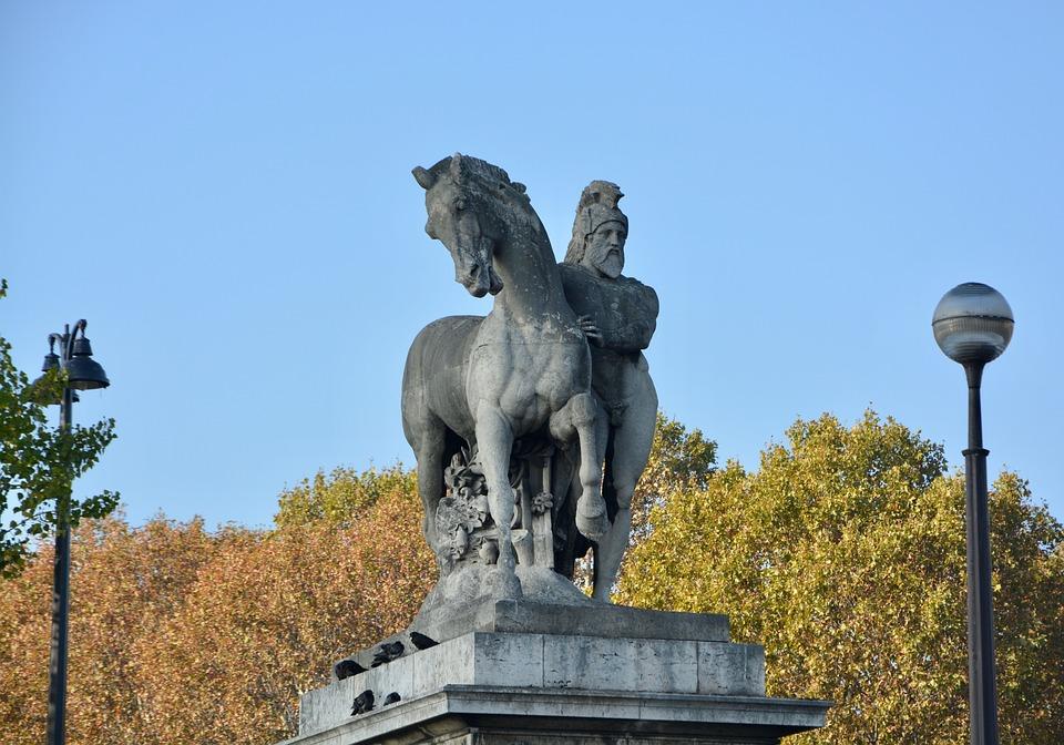 Sculpture, Sculpture Esplanade Of The Trocadéro