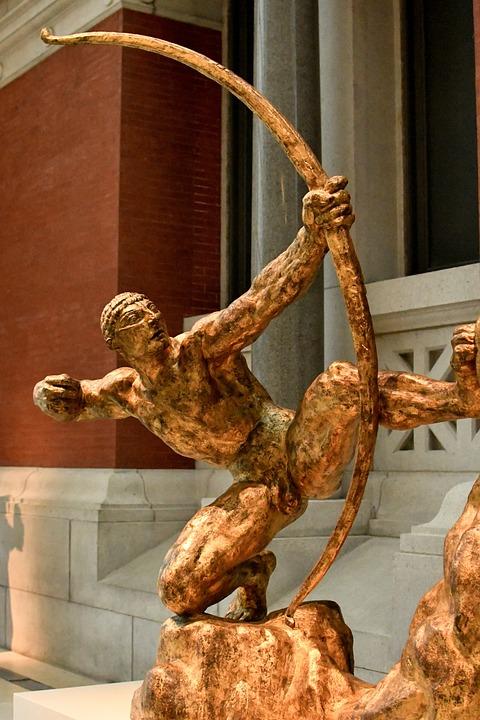 People, Sculpture, Art, Man, Statue Greek Mythology
