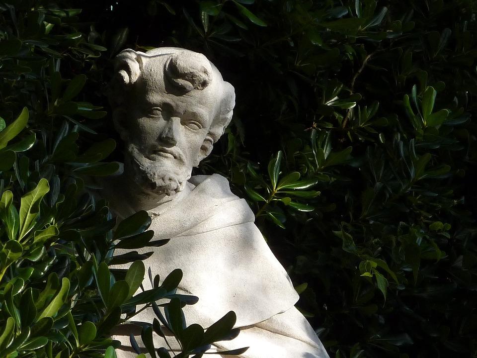 Statue, Park, Sculpture, Stone, Art, Stone Sculpture