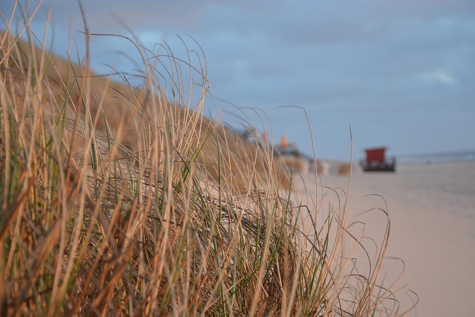 Beach, Abendstimmung, Sea