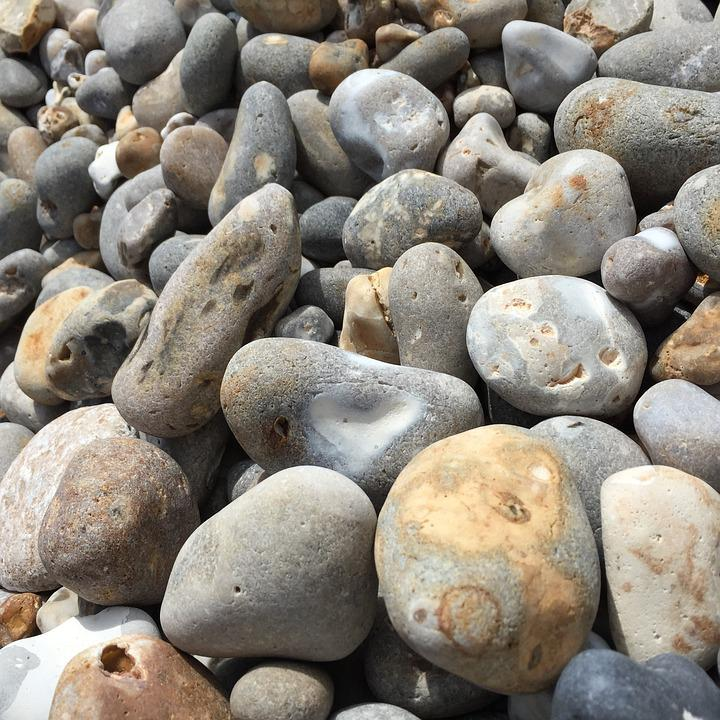Beach, Stones, Nature, Sea, Rock, Pebble, Coast