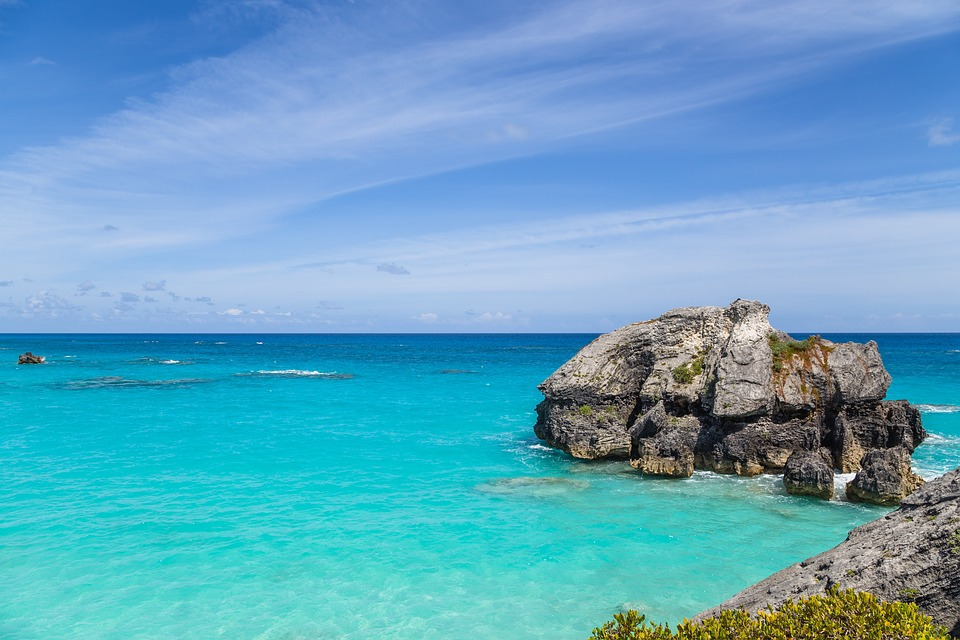 Seashore, Island, Sea, Travel, Beach, Bermuda