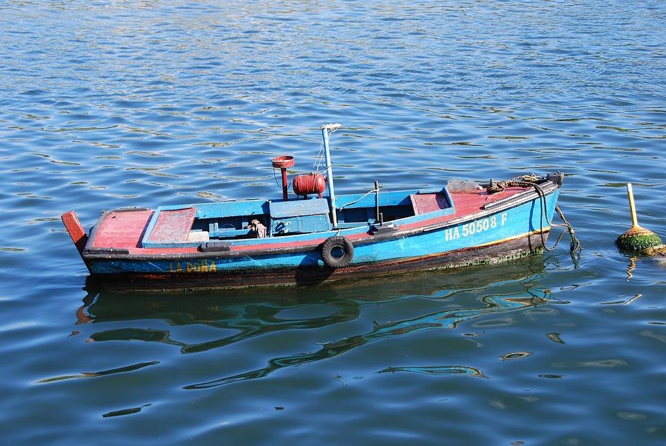Boat, Sea