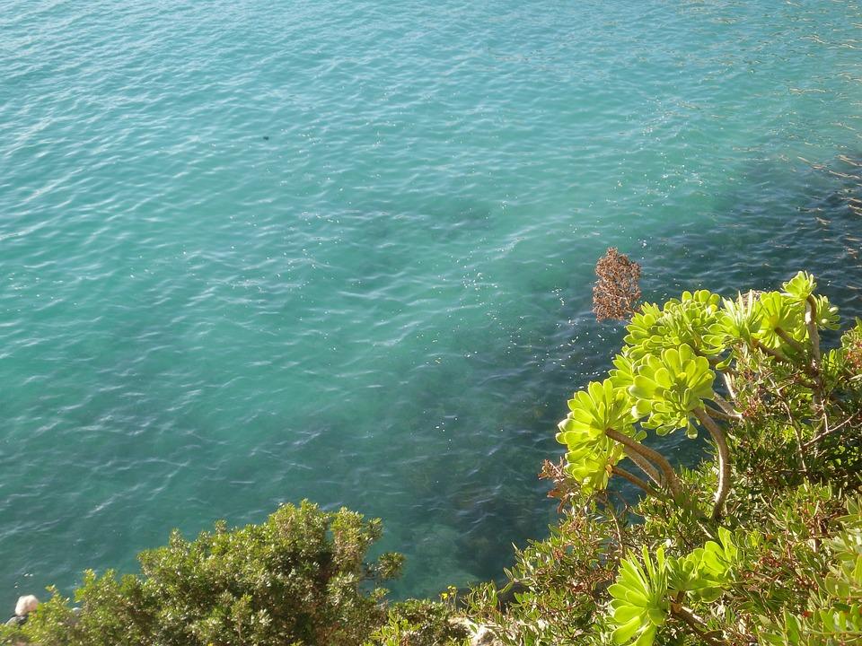 Sea, Coast, Mediterranean, Water, Mood, Turquoise