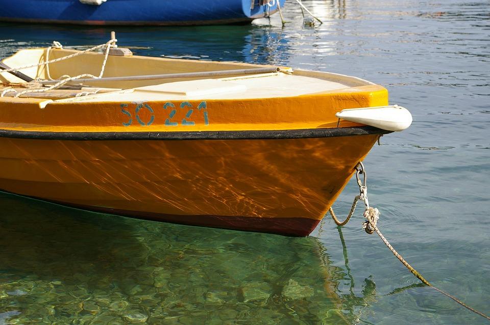 Boat, Croatia, Sea, Mirror, Dubrovnik, Islands