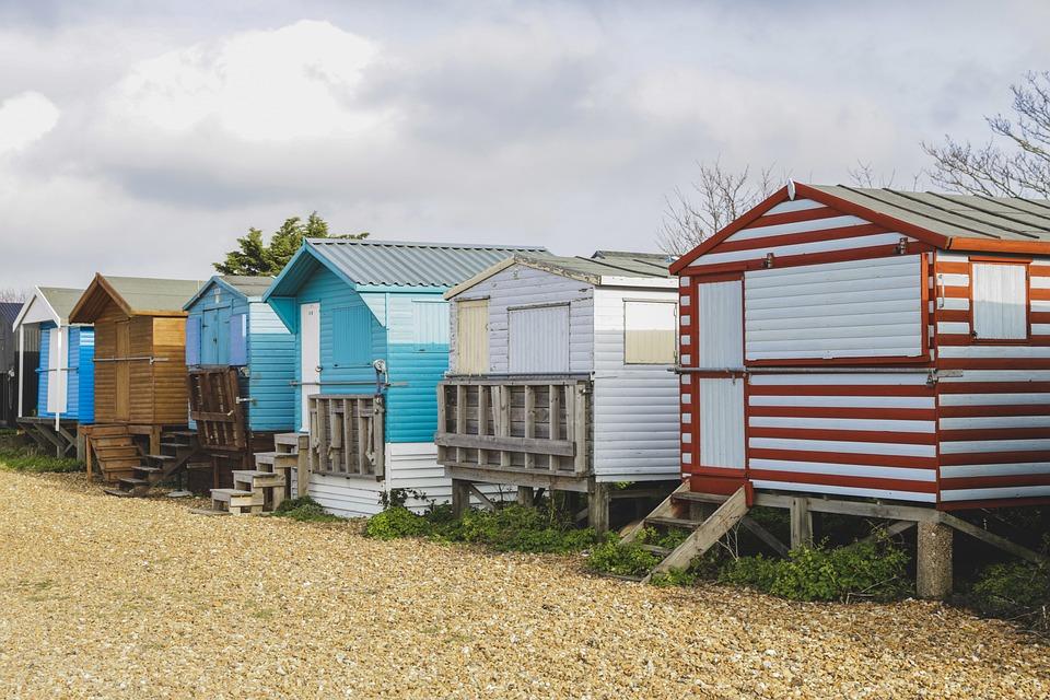 Whitstable, England, Kent, Uk, Seaside, Sea, Heritage