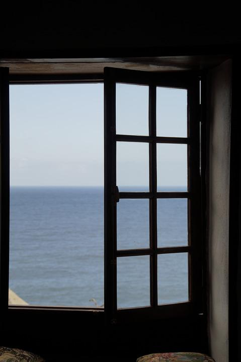 Window With A View, Sea, Atlantic, Holiday House