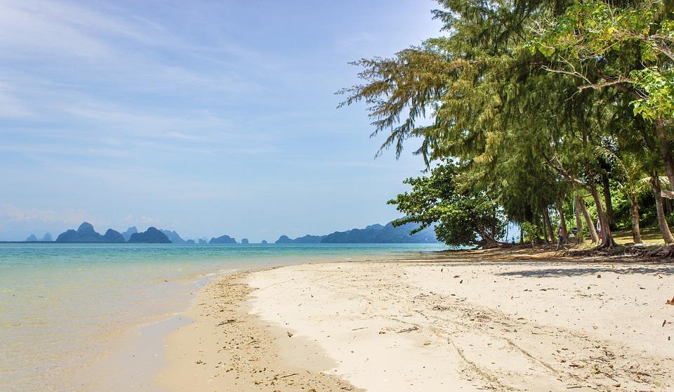 Beach, Swim, Sea, Water, Summer, Holiday, Fun Bathing
