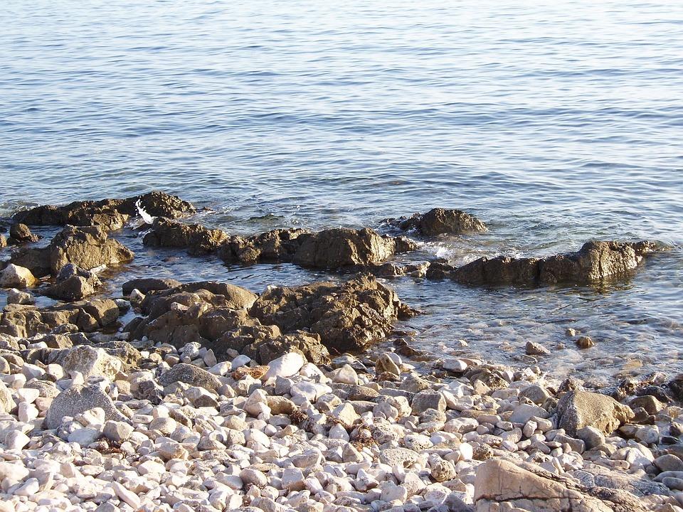 Sea, Holiday, Beach, Mediterranean, Sun, By The Sea