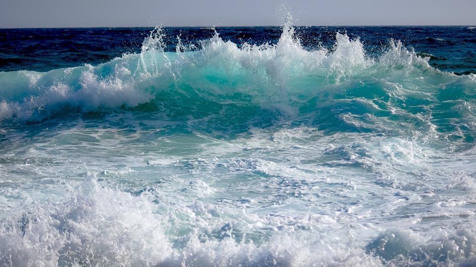 Wave, Splash, Ocean, Water, Sea, Nature, Liquid, Surf