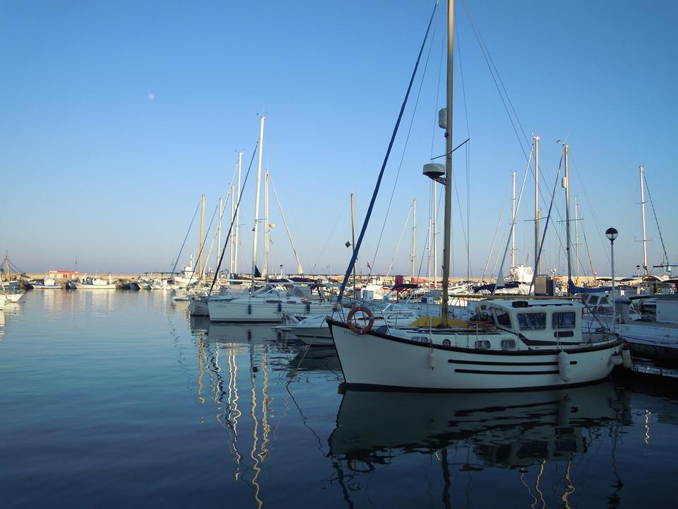 Yacht, Body Of Water, Sea, Marina