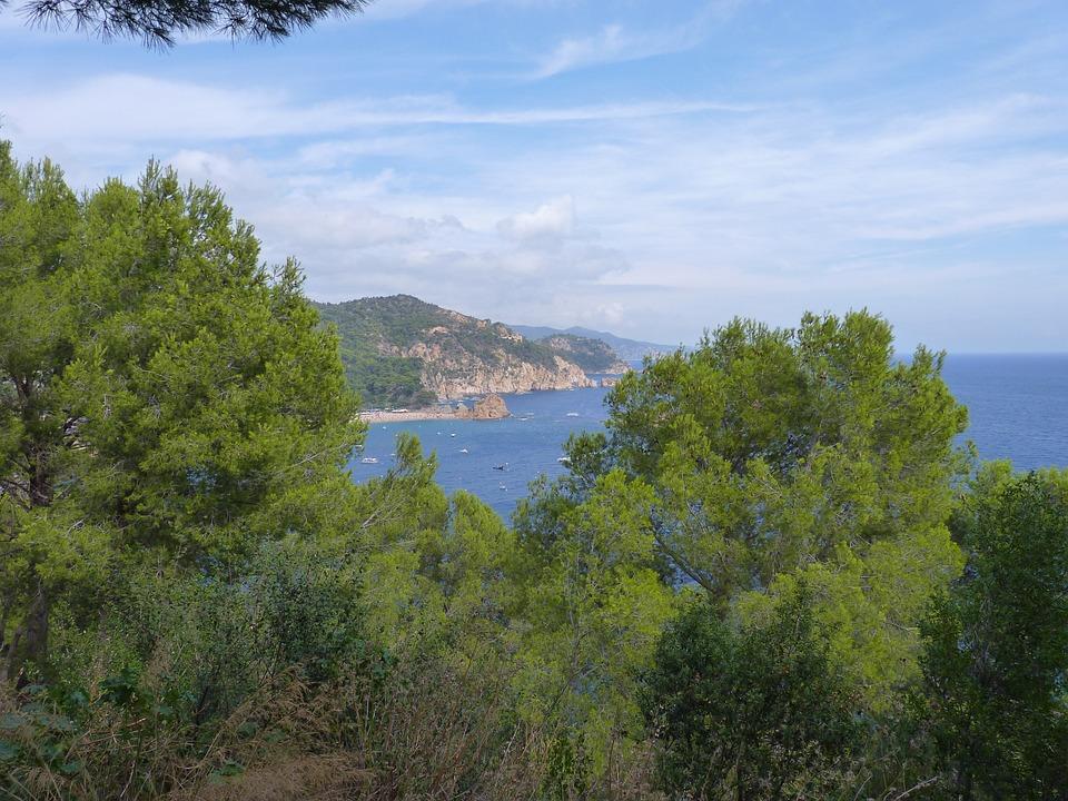 Coast, Sea, Mediterranean