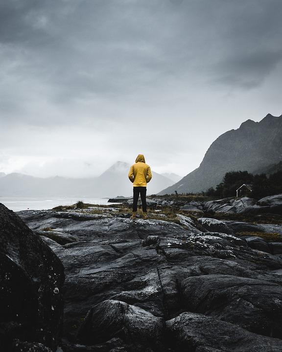Norway, Lofoten, Nature, Landscape, Sky, Sea, Nordland