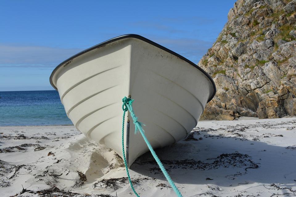 Boat, Sea, Beach, Summer, Ocean, Coast, Nature, Ship