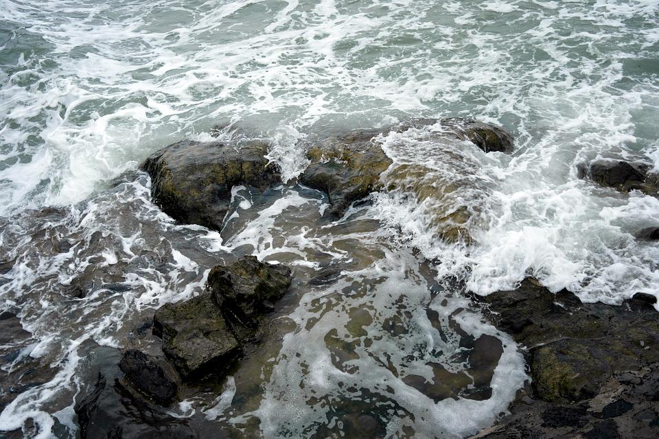 Water, Sea, Ocean, Nature, Blue, Wave, Beach, Travel