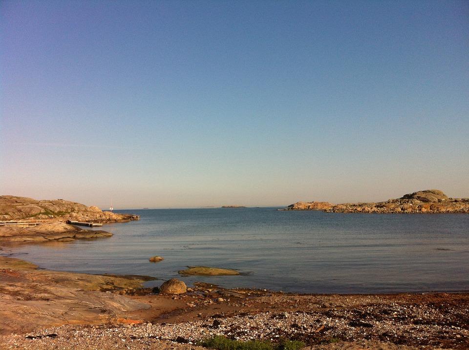 Hummerviken, öckerö, Ocean, Sea, Sky Blue, Water