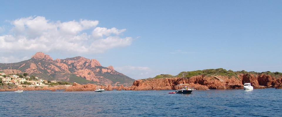Body Of Water, Sea, Nature, Panoramic