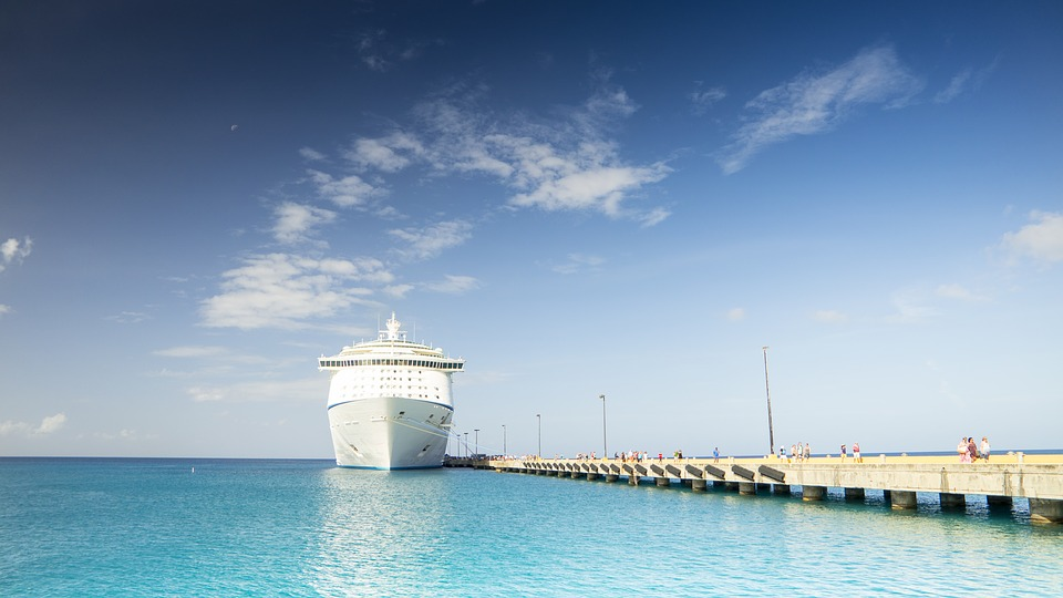 Cruise Ship, Sea, Holiday, Port, Holiday Cruise