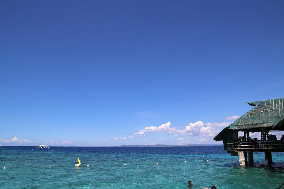 Republic Of The Philippines, Sea, Details