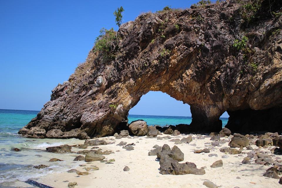 Beach, Thailand, Sand, Island, Sea, Blue