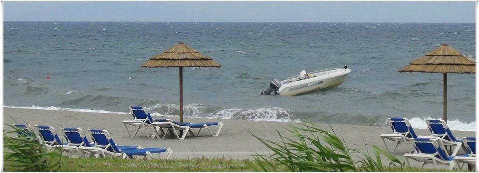 Summer, Sea, Sand