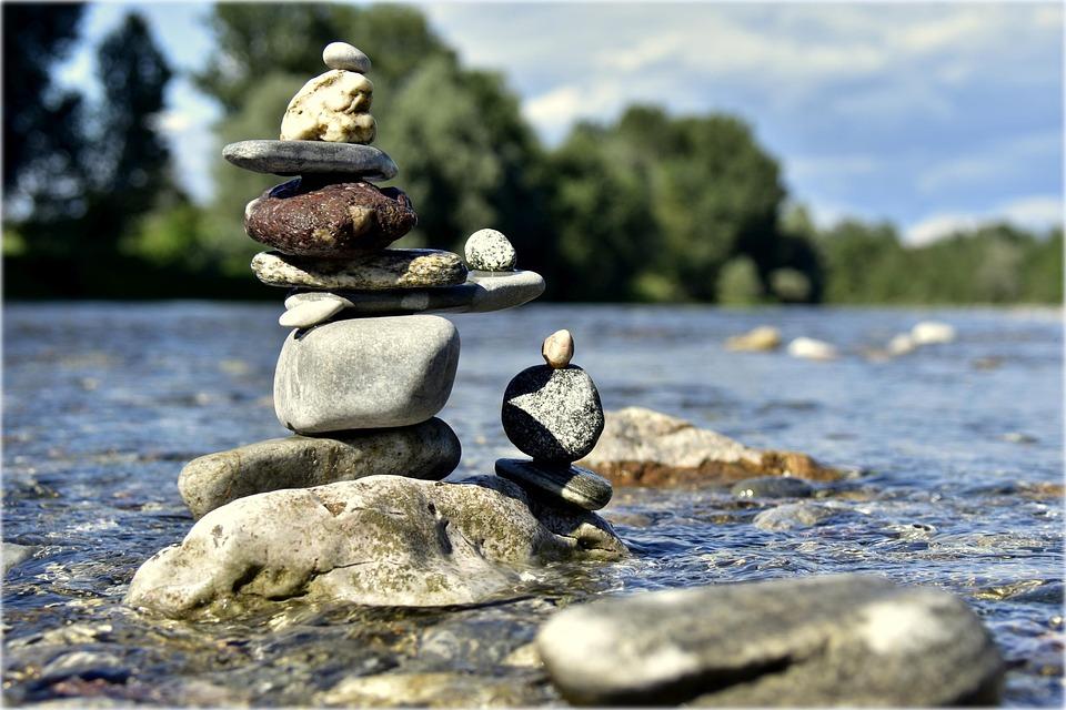 Sassi, Sea, Nature, Marina, Stones, Horizon, Blue